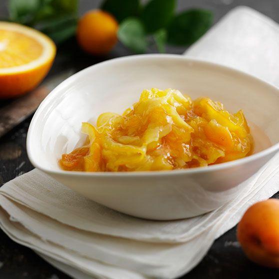 Abrikos-appelsinmarmelade - Opskrifter