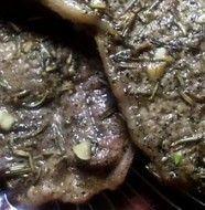Rosemary Garlic Steak | Recipes | Pinterest