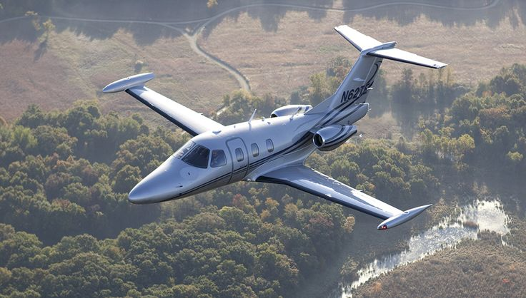 Eclipse Aerospace announced the delivery of its first all-new Eclipse 550 personal jet