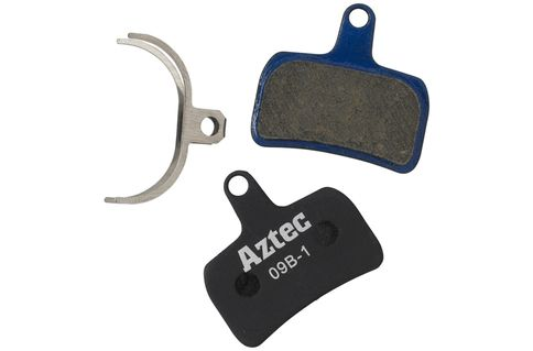 #Aztec Organic Disc Brake Pads for Hope Mono Mini #Aztec Organic Disc Brake Pads for Hope Mono Mini Callipers are an alternative disc brake pad made from Organic compound. Designed and developed for UK riding conditions and race tested giving you the latest braking compound technology, manufactured and tested to the highest standards. (Barcode EAN=5027726139413)