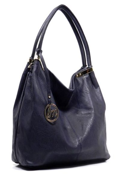 Large Navy Bag – 4hearts
