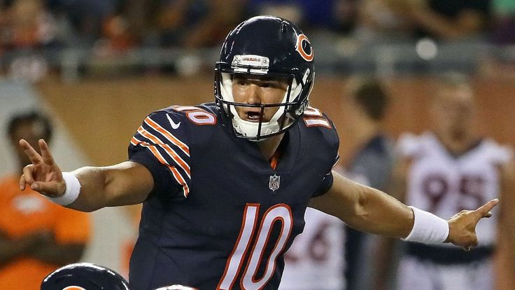 Mitchell Trubisky embraces role with Bears that never seemed to suit Jay Cutler