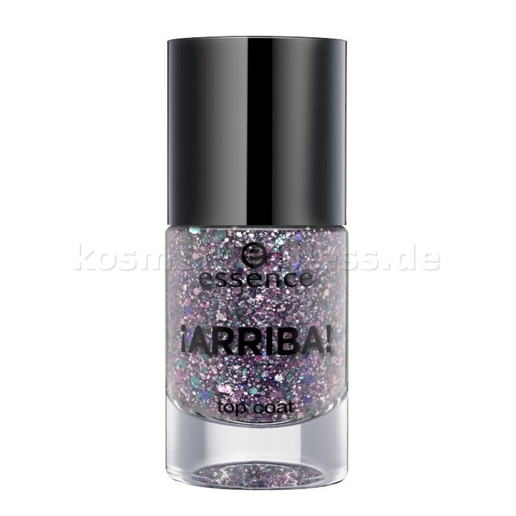 essence - Top Coat - Arriba - top coat 01 - chica bonita - Cosmetics & False Eyelashes