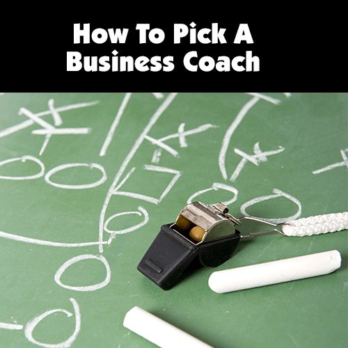 How To Pick A Business Coach-whether you use these or other criteria the key is identifying the criteria that will ensure you get what you want and using those criteria to select a coach and assess performance throughout the coaching relationship.