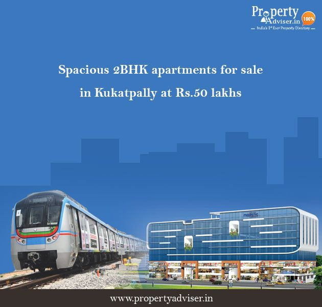 Affordable 2bhk Apartments For Sale In Kukatpally Below 50 Lakhs Apartments For Sale Apartment Luxury Amenities Double bedroom flats in kukatpally