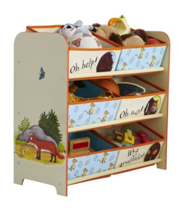 Gruffalo 6 Bin Storage £49.99 at mothercare
