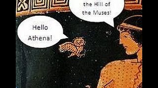 The little owl of Athens - YouTube