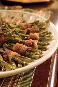 Fresh Green Bean Bundles