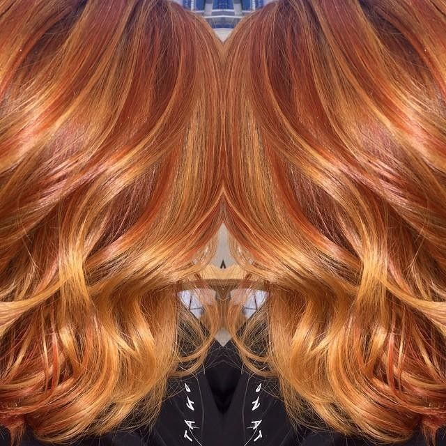Best 25  Copper balayage ideas on Pinterest  Copper balayage brunette, Hair color copper brown
