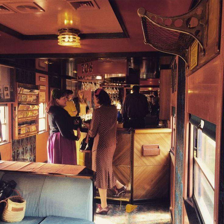 HOT: High Tea on the Rails by Elysian Afternoon Teas, Newport Railway Workshops, Shea St, Newport
