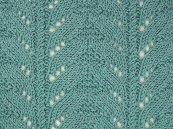 Twists and Wings knitting stitch pattern is found in the Cables & Twisted Stitches category.