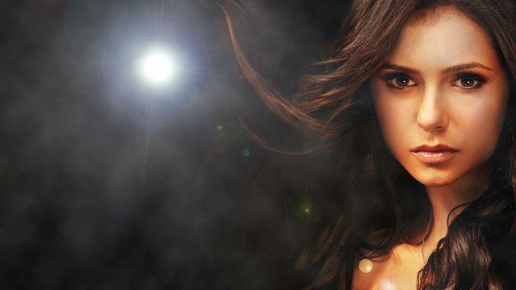 Kobieta - brązowe oczy
