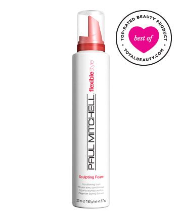 """Best Mousse No. 2: Paul Mitchell Sculpting Foam, $21.99  Why it's great: One reviewer calls this the """"piña colada mousse,"""" thanks to its yummy coconut scent. """"I think I would use this stuff just for the awesome smell, but it also works great,"""" raves another reader. """"It gives my hair lots of volume and makes it a lot less frizzy,"""" one reviewer says of this top-rated pick."""
