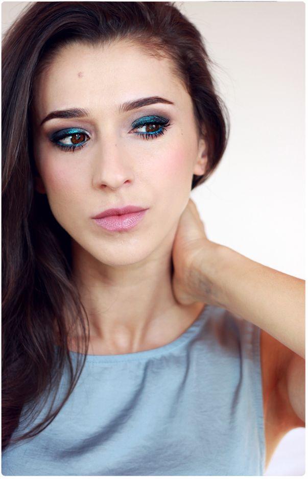Alina Rose Makeup Blog: Trwały makijaż na lato: coś lekkiego i jak zmienić go w wieczorowy:)