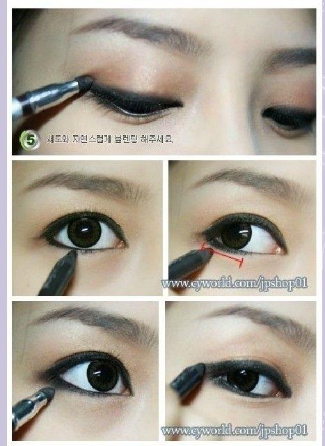 apply asian makeup