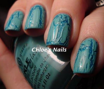 63 best crackle nail polish nail art gallery by nded images on crackle nail polish designs and inspiration prinsesfo Choice Image