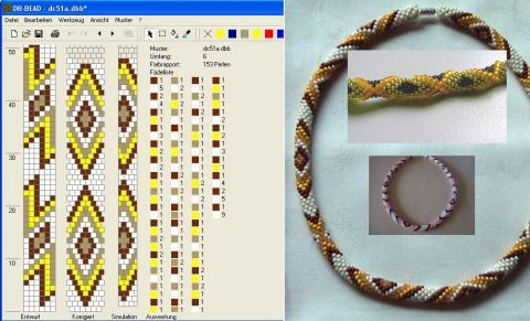 schemes for employment chicane))) | biser.info - all about beads and beaded works