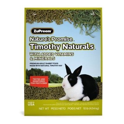 SMALL ANIMAL - FOOD - RABBIT PELLETS 10LB - NO SOY OR WHEAT - PREMIUM NUTRITIONAL PRODUCTS - UPC: 762177954004 - DEPT: SMALL ANIMAL PRODUCTS