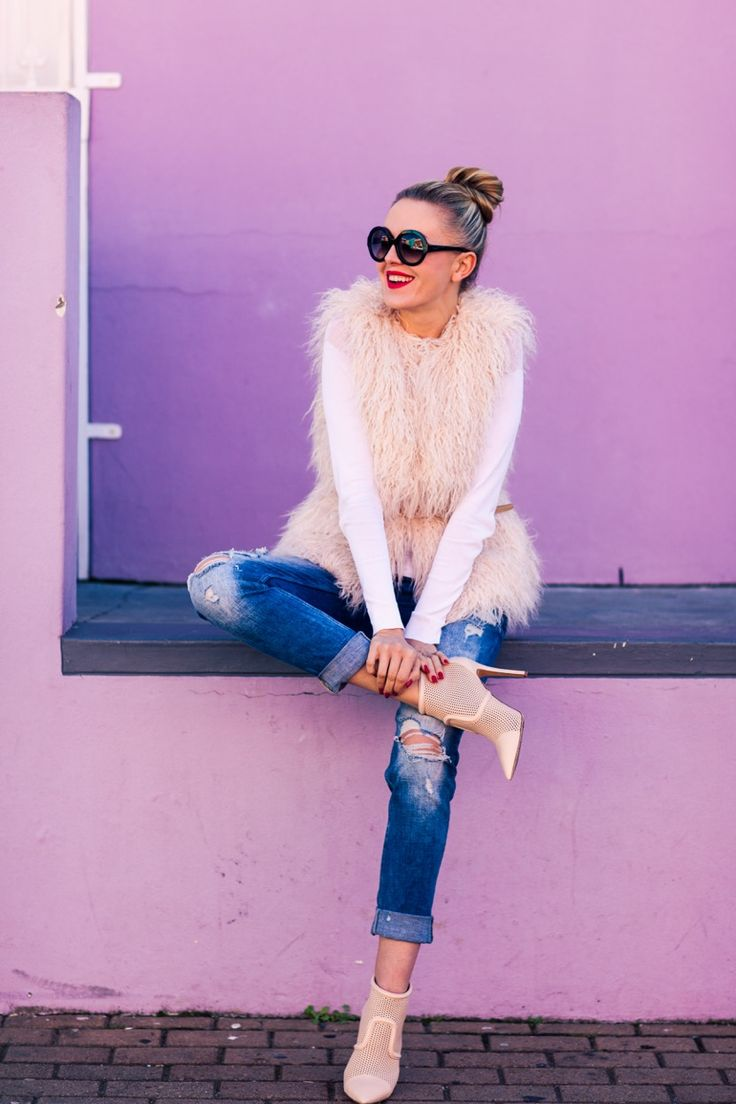 Today I'm wearing... | Glamour South Africa  #Fashion #streetstyle