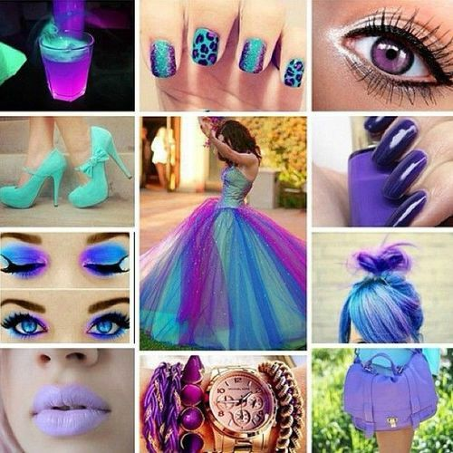 Aww love the colours