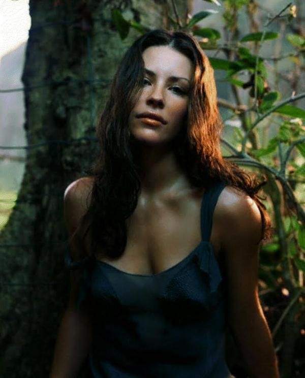 "Canadian actress, Evangeline Lilly... Tauriel from ""Hobbit"" trilogy"