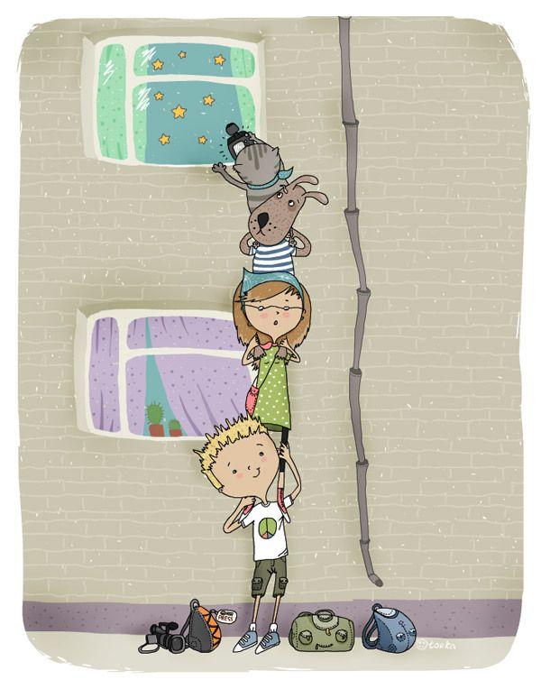 Des1gn ON - Blog de Design e Inspiração. - http://www.des1gnon.com/2013/09/a-criacao-de-diferentes-tipos-de-personagens/