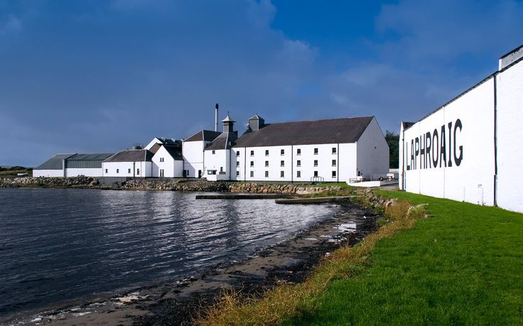 Laphroaig (La-froyg) is the story of a community. An uncompromising, tough and determined group of people who work to ensure that this defining whisky has always remained true to its origins.  These origins can be found in Islay itself - its harsh climate and tough landscape have created a hardy people whose single-mindedness and honesty is as distinctive as Laphroaig.