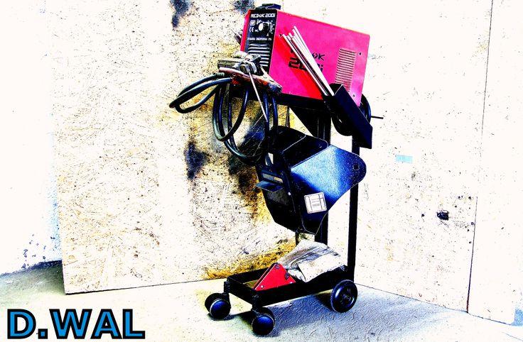 How to Make Welding Cart DIY