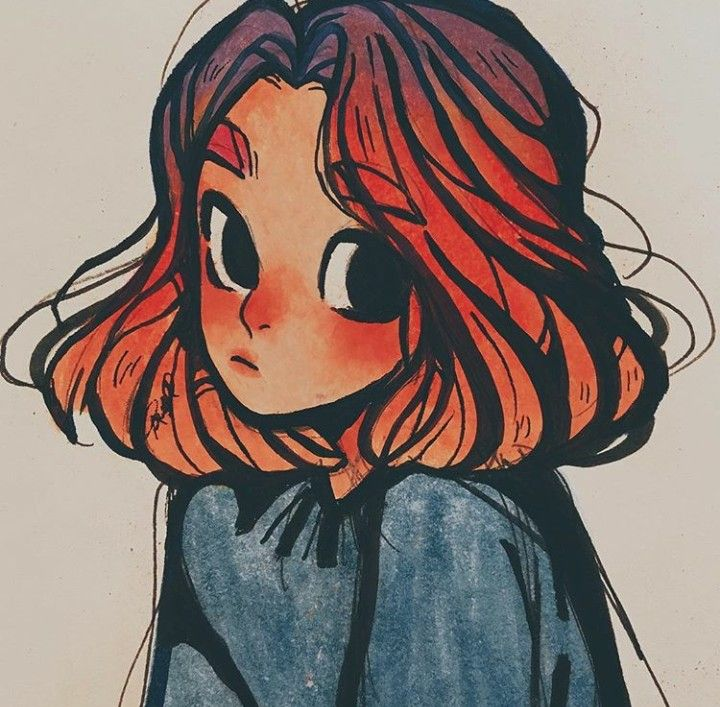 Angelmiico On Instagram Girl Drawing Sketches Cartoon Girl