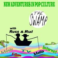 New Adventures in Pop Culture - Swamp Podcast 33 by The Swamp Podcast on SoundCloud