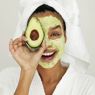 Make your own anti-aging treatments out of antioxidant-packed fruits and veggies.   health.com