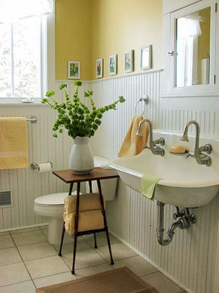 Inspiration Web Design  Brilliant Ideas for Cottage Style Bathroom Design