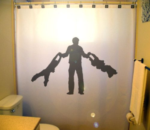 Father Children Kids Shower Curtain Family By CustomShowerCurtains