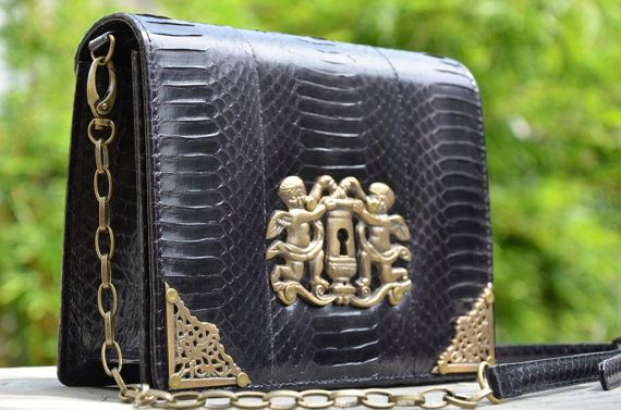 Leather bag with brass decoration https://www.etsy.com/ru/listing/231766805/leather-womens-bag-handmade-leather-bag