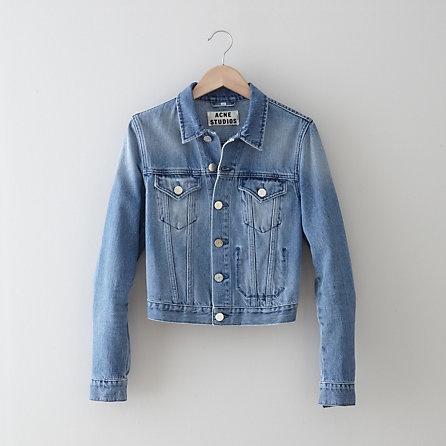 833c7ce4 Acne denim jacket | Laundry Projects | Denim, Jackets, Best jean jackets