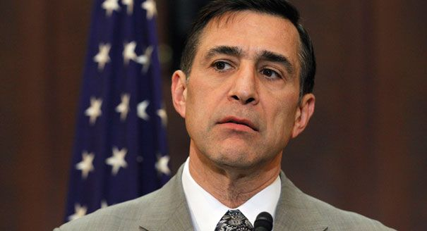 Darrell Issa Hid The Truth About Benghazi For a Year While Attacking President Obama - Darrell Issa who has had the same information the New York Times reported for over a year sat on his ass wasting taxpayer time and money pursuing Barack Obama instead of Christians responsible for the Benghazi attack.