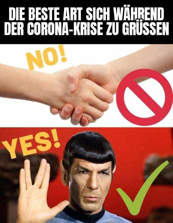Meme: Lebe lang und ohne Corona! in 2020 | Lustige witze ...