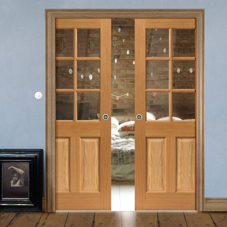 Double Cavity Sliding Doors Room Divider