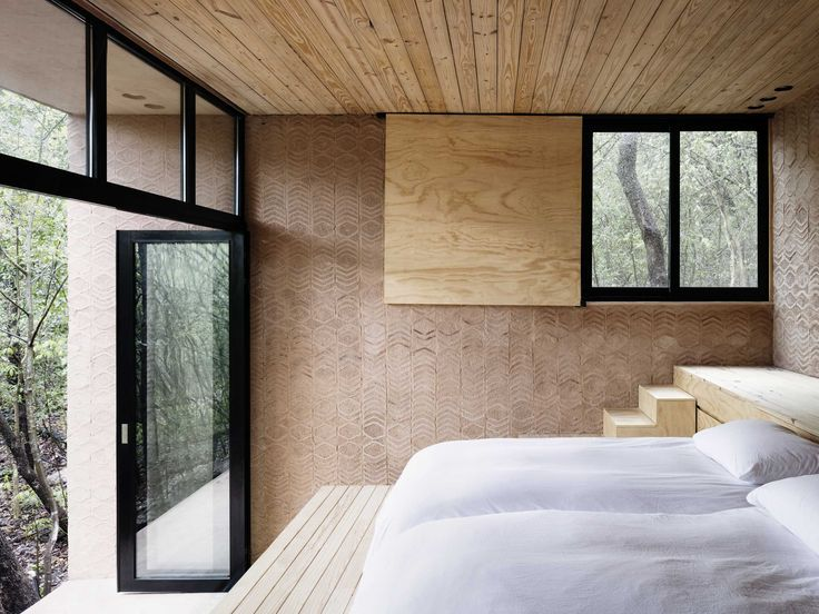 The Art of Camouflage: A Disassembled Vacation House in Monterrey, Mexico | Yatzer