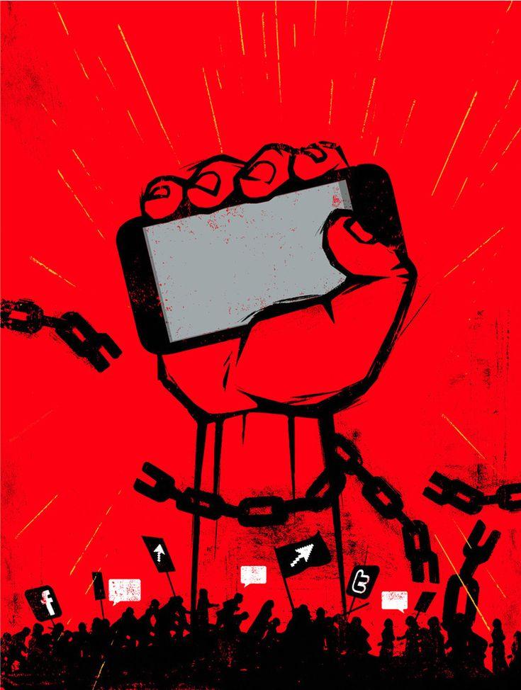 Edel Rodriguez - iPad cover