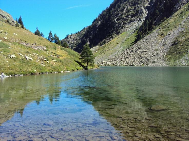Sant'Anna Lake - Vinadio - Cuneo, Italy