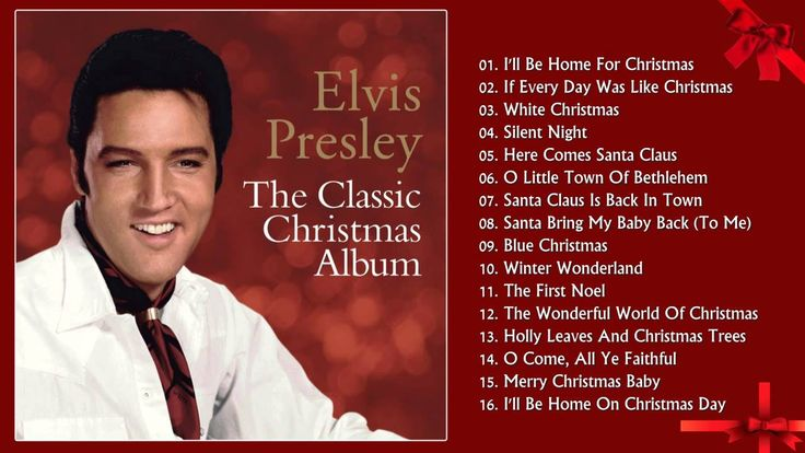 The Classic Christmas - Elvis Presley Christmas Songs