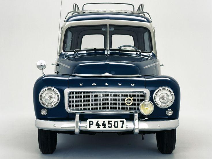 Volvo PV 445 Duett - 1958