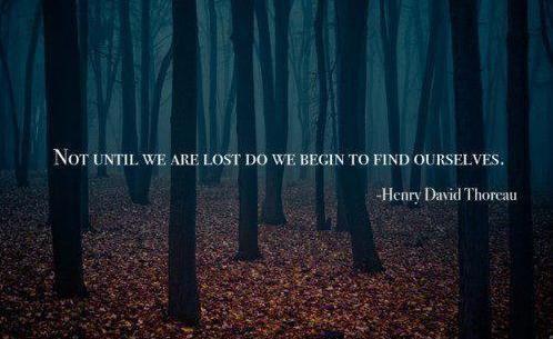 Great quote.Tattoo Ideas, Henrydavidthoreau, Couples Quotes, Inspiration Photography, Dark Forests, Inspiration Quotes, Travel Quotes, Finding Ourselves, Henry David Thoreau