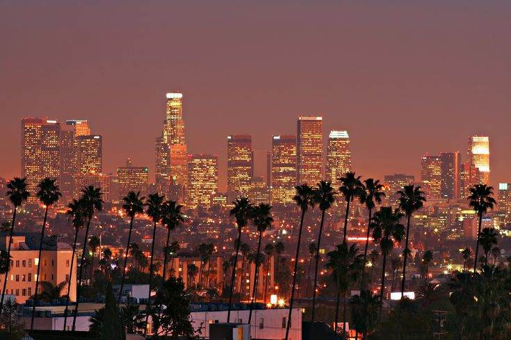 California Auto Transport | CA Nationwide Car Shipping | Viceroy Auto Trans in 2020 | Los angeles skyline, Los angeles wallpaper, California city