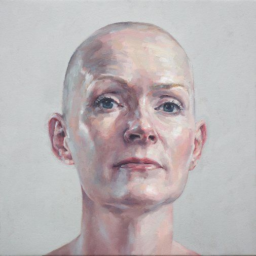Keith Burt: Bare Tarragh :: Archibald Prize 2017 :: Art Gallery NSW