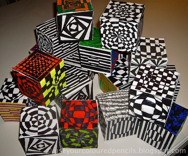 The template for this cube is in Google images...use poster board or cover stock, as they crush easily.