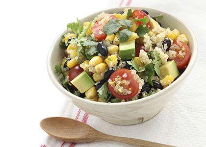 High-Fiber Mexican Summer Salad | Reboot With Joe