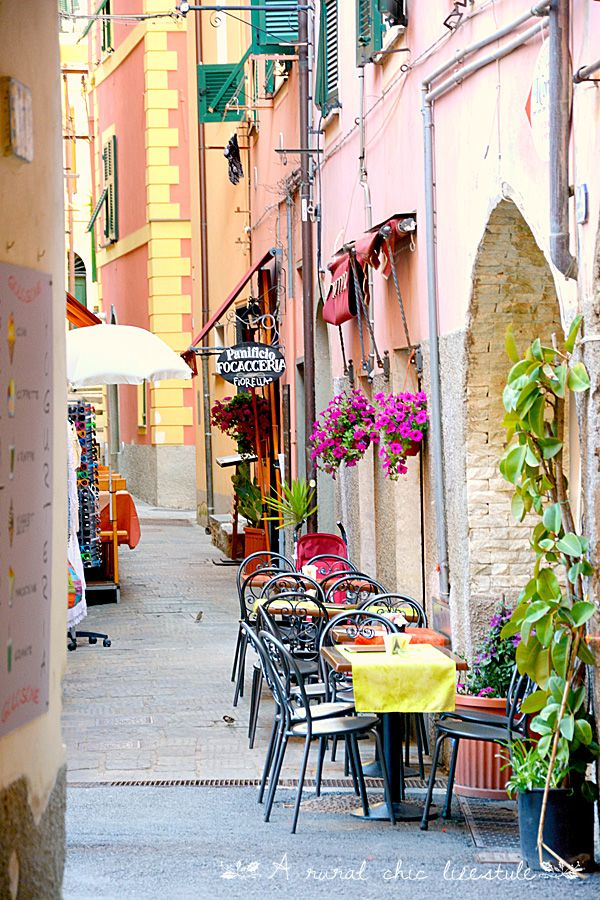Monterrosso - Cinque Terre - Liguria - Italy