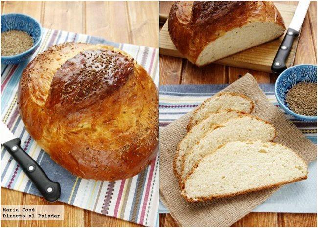 Receta de pan de yema oaxaqueño. Fotografías con el paso a paso del proceso de elaboración. Trucos y foto con sugerencia de presentación....